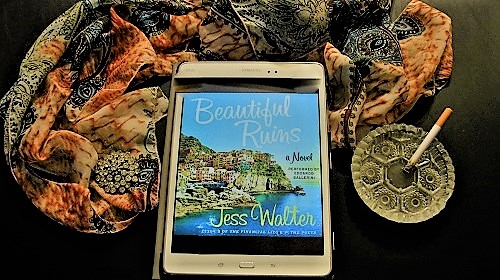 Beautiful Ruins author Jess Walter