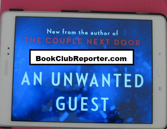 an unwanted guest murder mystery