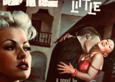 Classic Noir Crime Novel - Die A Little