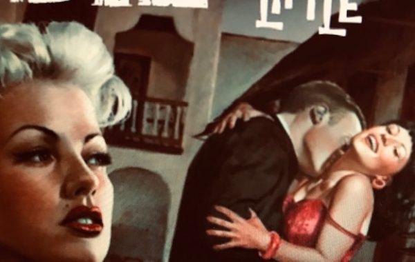 Classic Noir Crime Novel – Die A Little
