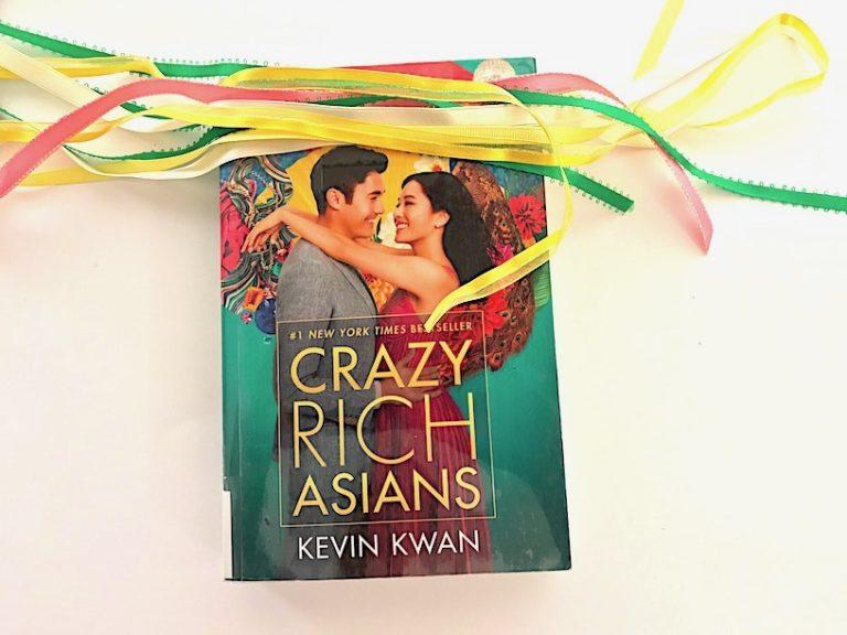 Crazy Rich Asians Book Movie Discussion