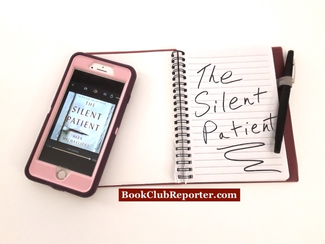 The Silent Patient Book Discussion