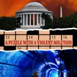 Action Novel Thriller Thirteen Across