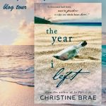 Blog Tour The Year I Left