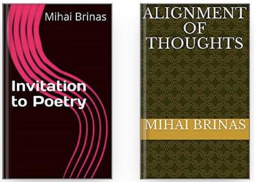 Mihai Brinas Poetry Collections