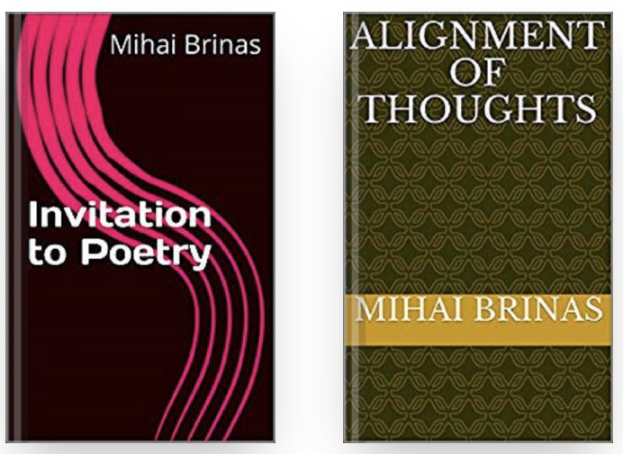 Mihai Brinas Poetry Collections