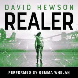 Realer - Audiobook Cover