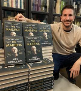 Alex-Michaelides-The-Maidens-Books