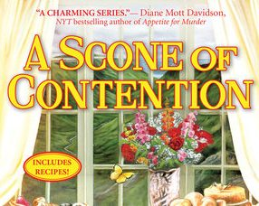 Cozy Mystery A Scone Of Contention