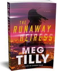 The Runaway Heiress Meg Tilley Book Cover