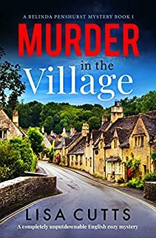 Murder In The Village Featured Image Book Cover