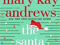 The Santa Suit Book Cover - 2021